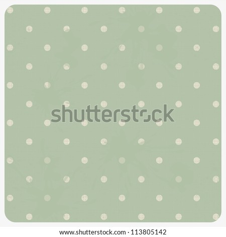 abstract  retro  polka dot background