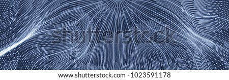 abstract science or technology