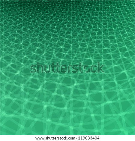 abstract scientific background - stock vector