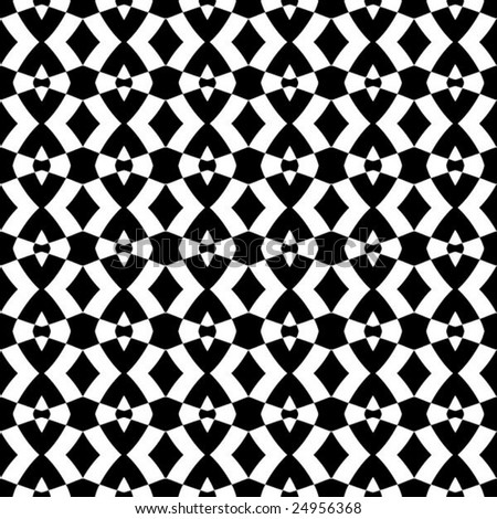 wallpapers abstract, black and white ring pattern, 3D - wallpapers