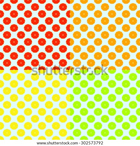 abstract seamless color