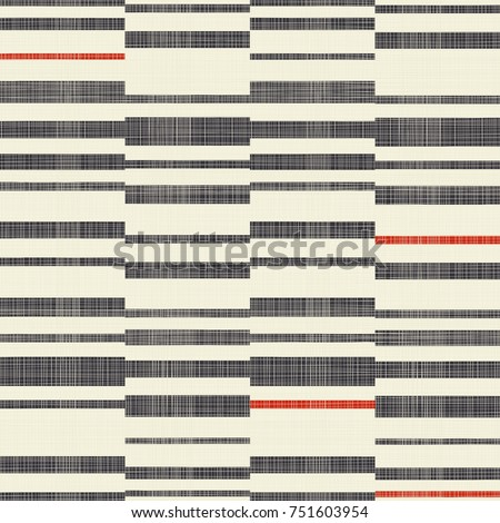 Abstract seamless geometric pattern from stripes on texture background. Endless pattern with stripes lattice can be used for ceramic tile, wallpaper, linoleum, textile, web page background.