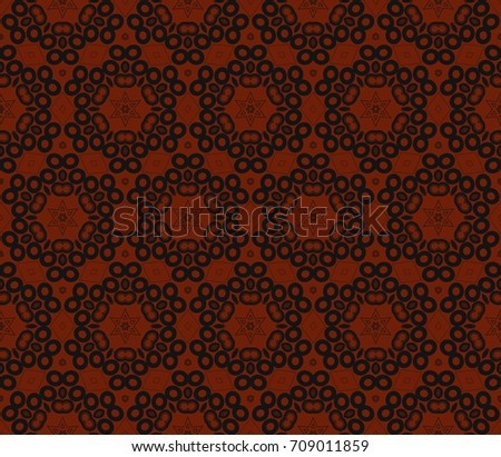 abstract seamless geometries pattern for wallpaper design page fill vector