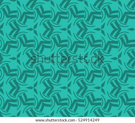 abstract seamless geometries pattern. Vector illustration. Blue color. for wallpaper. design page fill