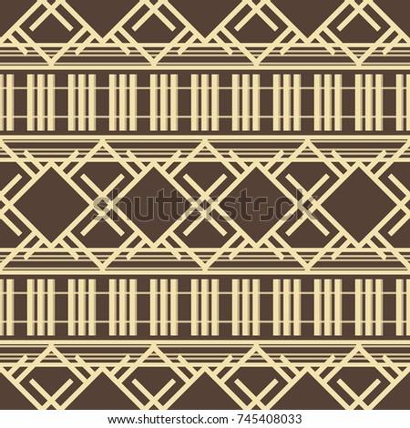 abstract seamless lattice