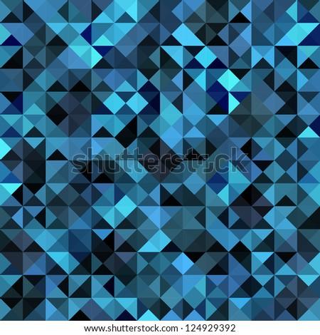 Abstract seamless mosaic.