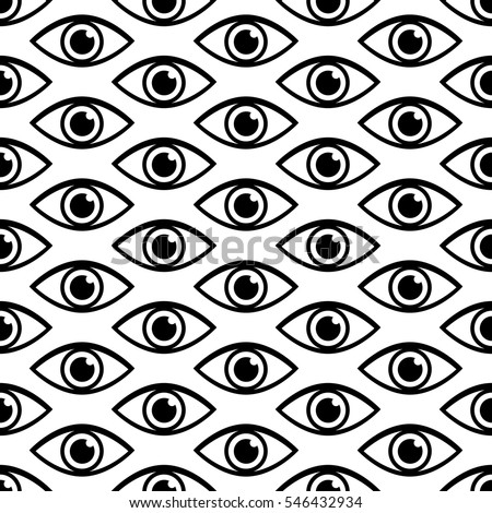 abstract seamless pattern made