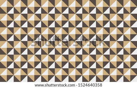 Abstract Seamless Pattern. Seamless Pattern with Triangles.