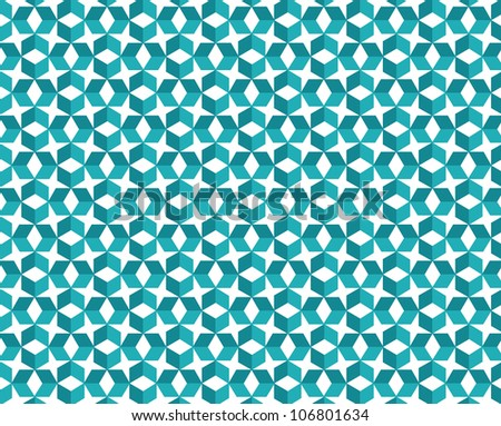 abstract Seamless pattern Vector design