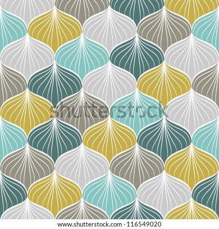 Abstract seamless pattern.Vector illustration