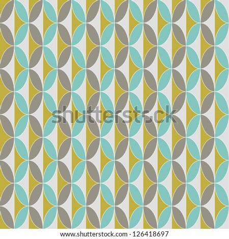 Abstract seamless pattern.Vector illustration.