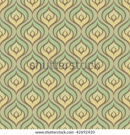abstract seamless pattern, vector illustration
