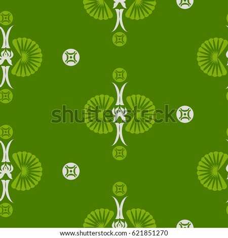 abstract seamless pattern water