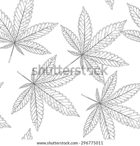 abstract seamless pattern with