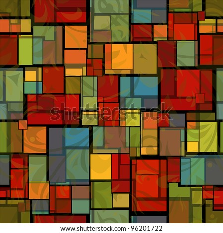 FREE ABSTRACT STAINED GLASS PATTERNS