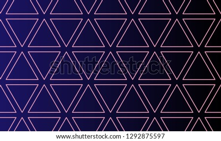 Stock Photo Abstract seamless pattern with triangles sign border stroke background. Eps 10 vector illustration.