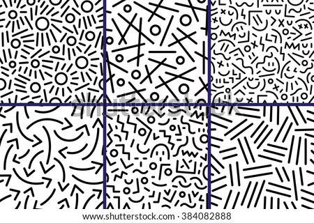 free line pattern vector download free vector art stock graphics