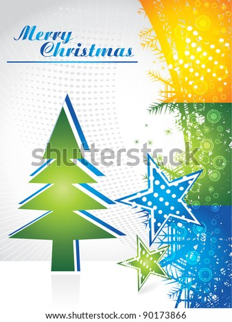abstract shiney background for new year and for Christmas