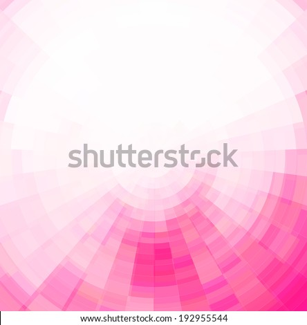 abstract shining geometric