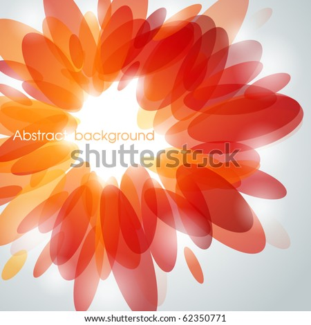 Abstract shiny background. Vector illustration.
