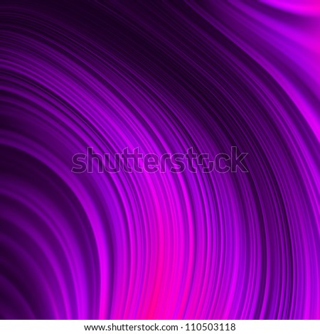 Abstract smooth twist light lines background. EPS 8 vector file included