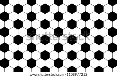 Abstract Soccer football pattern Template Banner Poster illustration Vector Eps Background Wallpaper Sign World cup EK WK Europees 2018 Russia play model Foot ball 2018 Hexagon Modern texture net dot