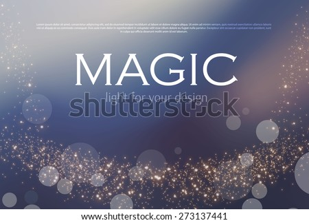 abstract soft bokeh background
