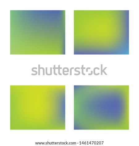 Abstract soft color background. Simple backdrop with simple muffled colors. Vector illustration theme. Green modern screen effective design for user interface.