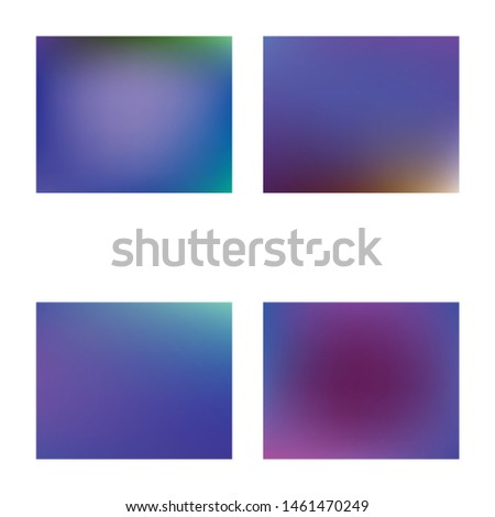 Abstract soft color background. Simple backdrop with simple muffled colors. Vector illustration art. Blue modern screen effective design for user interface.