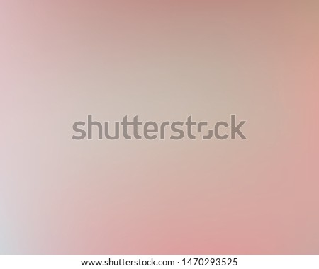 Abstract soft color background. Simple backdrop with simple muffled colors. Vector illustration art. Pink modern screen effective design for user interface.