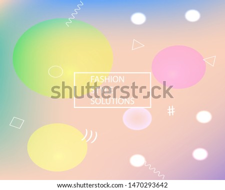 Abstract soft color background. Vector illustration texture. Simple backdrop with simple muffled colors. Pink modern screen effective design for user interface.