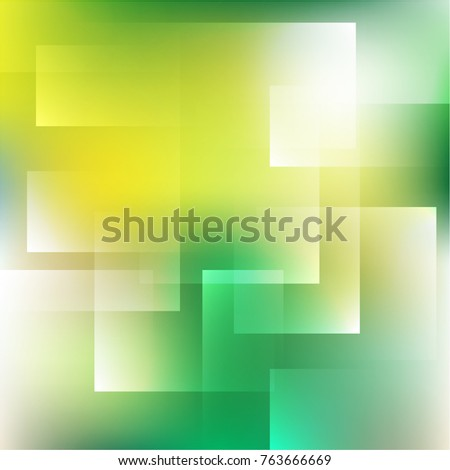 abstract soft light rectangle