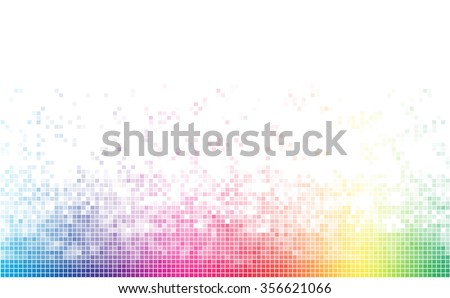 abstract spectrum colorful