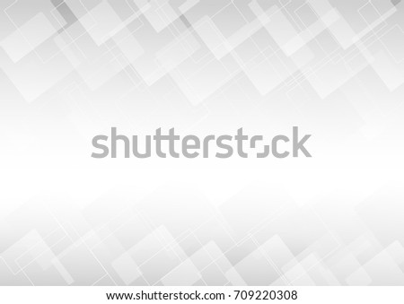 abstract square blank paper