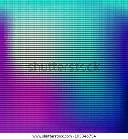 Abstract square mosaic background. Vector illustration eps10