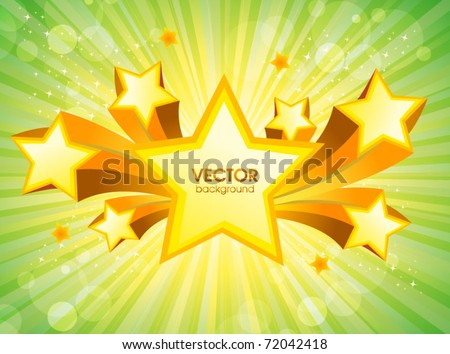 ShutterStock abstract star background 72042418
