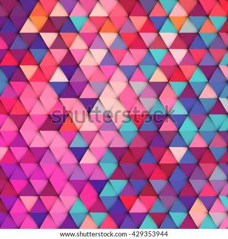 abstract stylish geometric