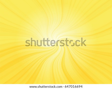abstract sun curved rays background