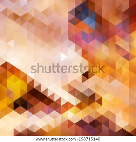 abstract sunset autumn