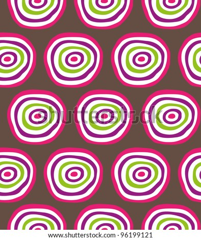 Abstract sweet pattern
