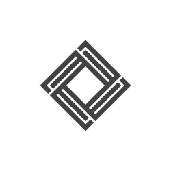 abstract symbol icon