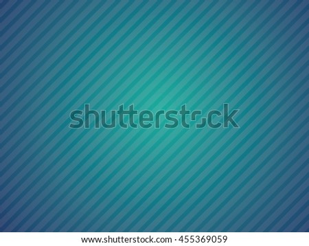 abstract teal striped