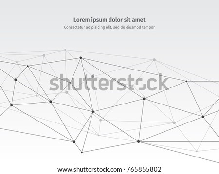 stock-vector-abstract-technical-background-geometric-grid-of-communications-and-networks