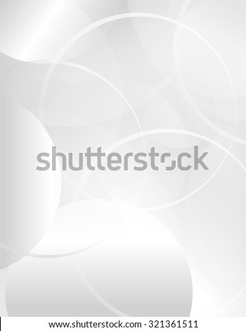 Abstract technology background with  circles design