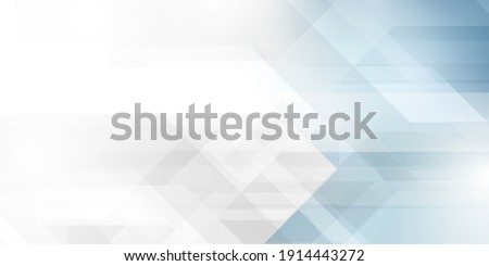 abstract technology communication concept vector background