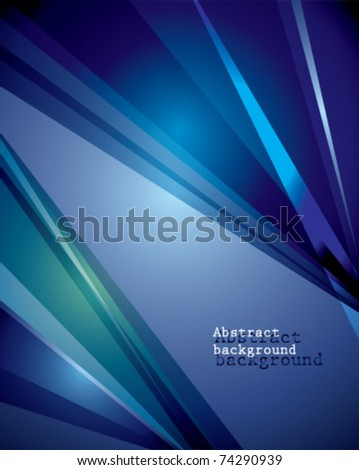 Abstract technology lines vector