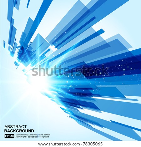 stock-vector-abstract-technology-lines-vector-background
