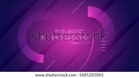 Abstract  technology. Technological design. High tech digital technology concept.Vector