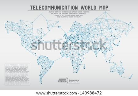 abstract telecommunication