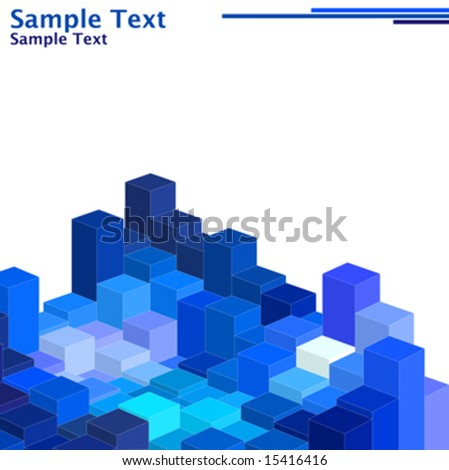 abstract template ideal for layouts, flayers, brochures, billboards